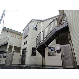 ビックオレンジ横浜西谷[A-1B号室]の外観