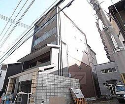 京都府京都市下京区永養寺町の賃貸マンションの外観