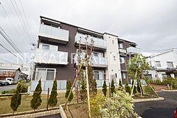 シャーメゾンガーデン福島C[203号室]の外観