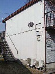 ハイツ岩沢[101号室]の外観