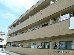 城賀パレス[1階]の外観