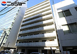 CK錦レジデンス[4階]の外観