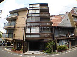 京都府京都市中京区矢幡町の賃貸マンションの外観