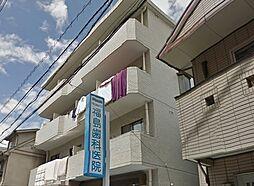 広島県広島市西区三篠町3丁目の賃貸マンションの外観