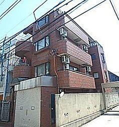 東京都世田谷区宮坂1丁目の賃貸マンションの外観