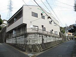 山口県下関市長府豊城町の賃貸アパートの外観