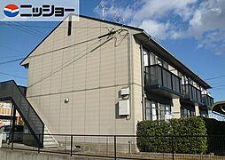 コンフォーム大井A棟[2階]の外観