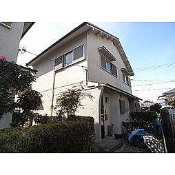 [一戸建] 奈良県奈良市法蓮町 の賃貸【/】の外観
