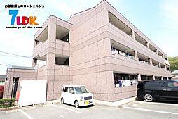 トウケンコーポ桜井南[2階]の外観