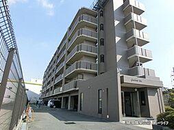 大阪府東大阪市古箕輪1丁目の賃貸マンションの外観