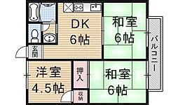【敷金礼金0円!】プレジールマエダ1