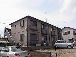 ソレイユ勝田台[1階]の外観