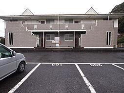 田端ハウス[204号室]の外観