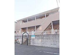 クレセントハイツ富士見[1階]の外観