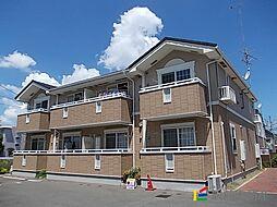 福岡県福岡市早良区飯倉3丁目の賃貸アパートの外観