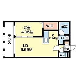 仮称)前田8-15マンションA棟
