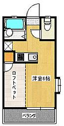 福工大前駅 2.2万円
