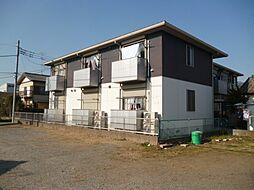 千葉県市原市姉崎の賃貸アパートの外観