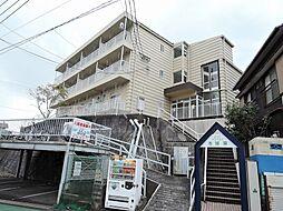 福岡県北九州市八幡西区本城東3丁目の賃貸マンションの外観