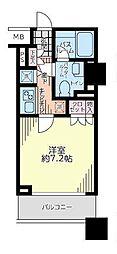 シティタワー横濱[9階]の間取り