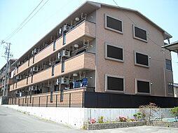 静岡県掛川市長谷2丁目の賃貸マンションの外観