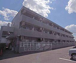 京都府京都市左京区松ケ崎木ノ本町の賃貸マンションの外観