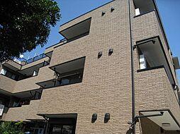 東京都墨田区向島4丁目の賃貸アパートの外観