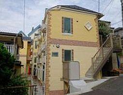 ユナイト大岡 プルメリア[1階]の外観
