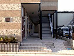 レオパレスアサヒ[3階]の外観