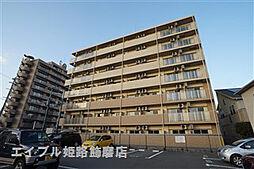 兵庫県姫路市土山7丁目の賃貸マンションの外観