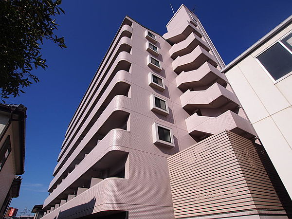 カーサ大正2ND[6階]の外観