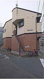 コンファートみかさ2[2階]の外観