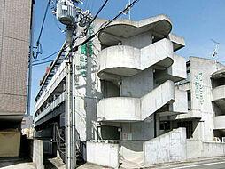 グリーンプラザ谷町弐番館[2階]の外観
