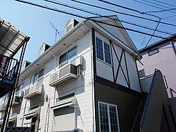 コーポ藤[1階]の外観