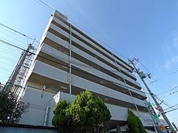 兵庫県加古川市別府町新野辺北町4の賃貸マンションの外観