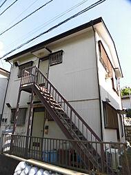 古堅アパート[2階号室]の外観