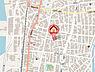 地図,1LDK,面積44.2m2,賃料6.4万円,バス 函館バス松川町停下車 徒歩4分,,北海道函館市松川町