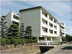 兵庫県姫路市御国野町国分寺の賃貸マンションの外観