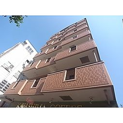 静岡県静岡市駿河区稲川3丁目の賃貸マンションの外観