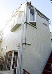 東京都杉並区上高井戸1丁目の賃貸アパートの外観