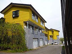[タウンハウス] 茨城県つくば市大曽根 の賃貸【/】の外観