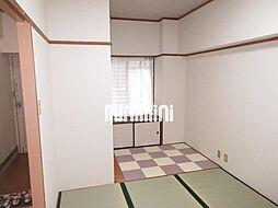 GIFU長住ビルの畳は落ち着きますね。