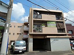 福岡県北九州市小倉北区菜園場1丁目の賃貸マンションの外観