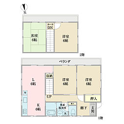 常盤平駅 1,980万円