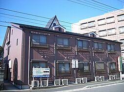 穴川ハイリビング参番館[101号室]の外観