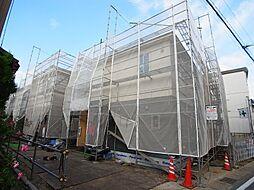 [タウンハウス] 千葉県松戸市樋野口 の賃貸【/】の外観