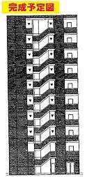 (仮)八幡町マンション[1003号室]の外観