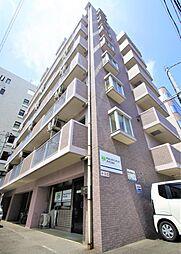 宮城県仙台市宮城野区榴岡5の賃貸マンションの外観