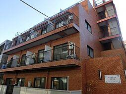 東京都文京区弥生2丁目の賃貸マンションの外観