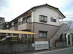 東京都江戸川区上篠崎1丁目の賃貸アパートの外観